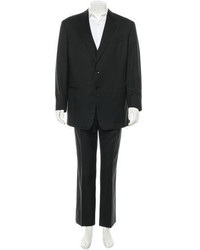 Giorgio Armani Wool Three Piece Suit