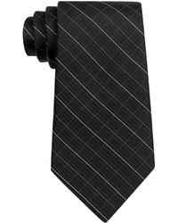Calvin Klein Boys Etched Grid Tie
