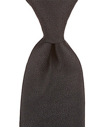 Murano Rose Solid Narrow Silk Tie