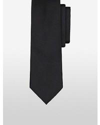 Calvin Klein Slim Boxed Silver Spun Tie Shirt