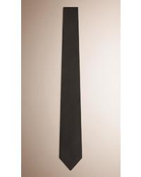 Burberry Slim Cut Silk Twill Tie