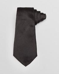 Armani Collezioni Solid Classic Tie