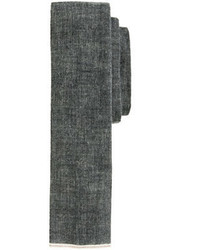 The hill side japanese selvedge chambray tie medium 585654