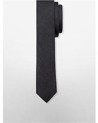 Calvin Klein X Fit Extreme Slim Tonal Solid Tie
