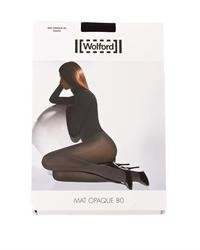 Wolford Black 80 Denier Tights