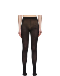 Tricot Comme des Garcons Black Nylon Tights