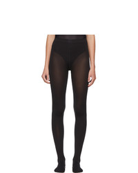 Wolford Black Opaque 80 Tights