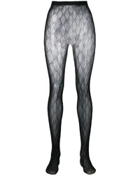 Gucci Gg Logo Tights