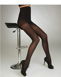 DKNY High Waist Control Top Tights