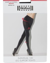 Wolford Individual 100 Leg Support Tights