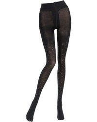 La Perla Swarovski Pearl Embellished Tights