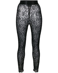 Faith Connexion Lace Footless Tights