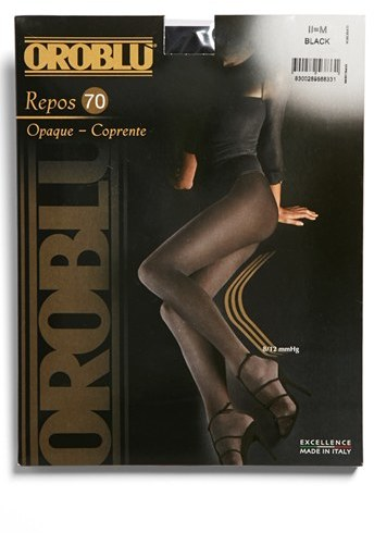 bbb5046307a88 Oroblu Repos 70 Opaque Control Top Support Tights, $25 | Nordstrom |  Lookastic.com