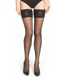 Wolford Satin Touch 20 Stay Up Stockings