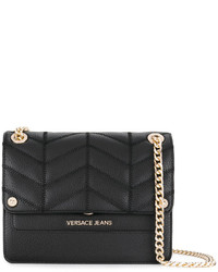 Versace Jeans Foldover Chain Tote