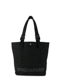 DSQUARED2 Logo Strap Tote Bag