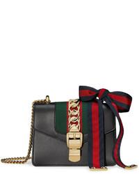 Gucci Mini Sylvie Tote Bag