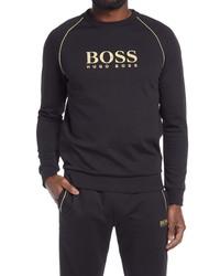 BOSS Tracksuit Crewneck Sweatshirt