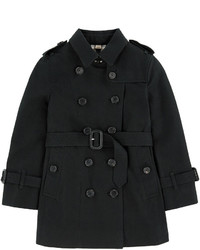 Burberry Sandigram Heritage Line Girl Trenchcoat