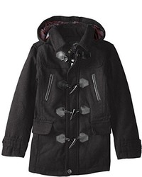 0ee9e5ac8982 Black Trench Coats for Boys
