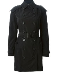 Balmoral belted trench coat medium 307142