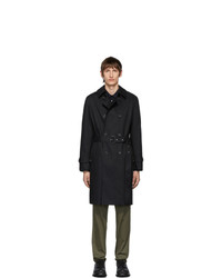MACKINTOSH Black Monkton Coat