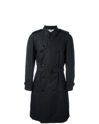 Gucci Blind For Love Trenchcoat Black