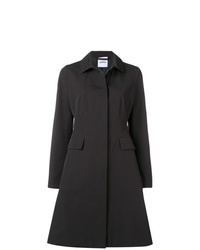 Aspesi Buttoned Trench Coat