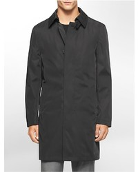 Calvin Klein X Fit Black Raincoat