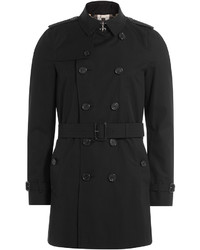 Burberry Cotton Mid Length Trench Coat