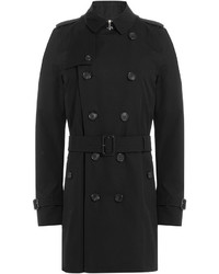Burberry Cotton Trench Jacket