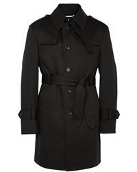 Thom Browne Cotton Twill Trench Coat