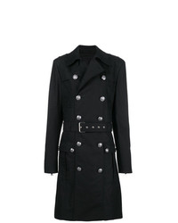 Balmain Double Breasted Trench Coat