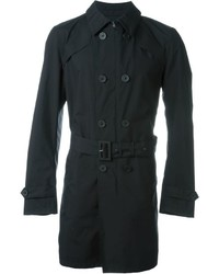 Herno Double Breasted Belted Trench