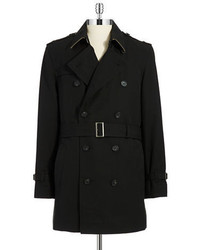 Hart Schaffner Marx Hill Trench Coat