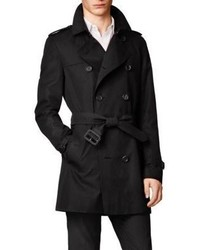 Burberry Kensington Heritage Trench Coat