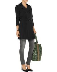 72a4e602efb Theory Kota Shell Trench Coat, $575 | theOutnet | Lookastic.com
