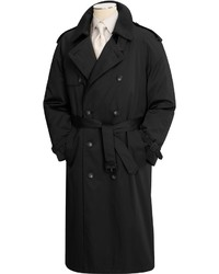 Ralph Lauren Lauren By Double Breasted Trench Coat