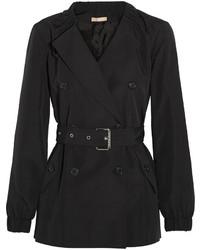 Michael Kors Michl Kors Collection Satin Trench Coat