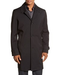 Michael Kors Michl Kors Trim Fit Waterproof Overcoat