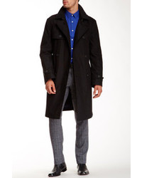 Hart Schaffner Marx Parnell Belted Trench Coat