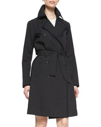 Rag and Bone Rag Bone Edie Double Breasted Button Front Trenchcoat
