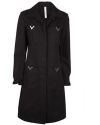 RED Valentino Vintage Single Breasted Trench