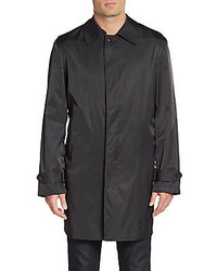 Saks Fifth Avenue Packable Raincoat