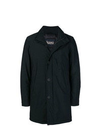 Herno Single Breasted Padded Coat