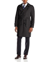 Stacy Adams Rain Double Breasted Full Length Trench Coat