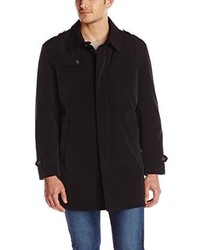 Tommy Hilfiger Lexus 35 Inch Double Breasted Trench Rain Coat
