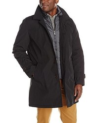 Tommy Hilfiger Poly Twill Trench Coat