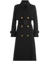 Alexander McQueen Wool Trench Coat