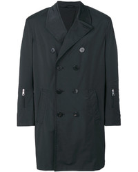 Neil Barrett Zip Detail Trench Coat
